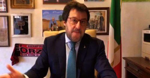 """""""Salvini ha ragione, ma va attaccato"""": ma perchè nessuno ne parla?"""