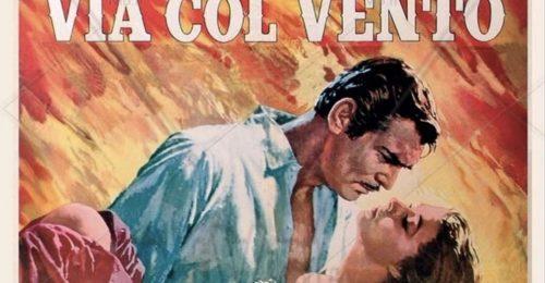 """""""Cancellare"""" Via Col Vento, i danni folli del politically correct"""