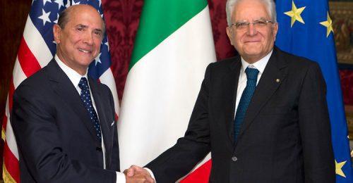 """""""La Cina è pericolosa"""". L'ambasciatore Usa suona la sveglia al Governo italiano"""