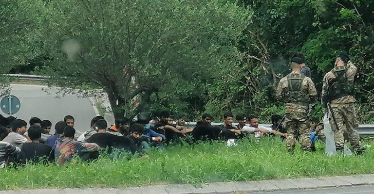 """Migranti, Lamorgese: """"la rotta balcanica va…abbastanza bene!"""""""
