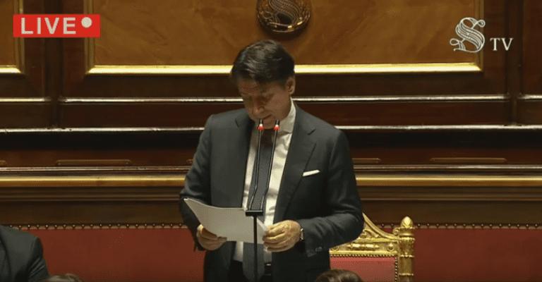 """Zanetti: """"Il premier Conte confonde debito con deficit"""""""