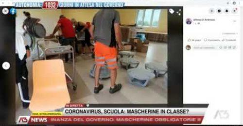 Scuola, banchi monoposto: italiani, costano meno, e sono già arrivati. Ecco dove