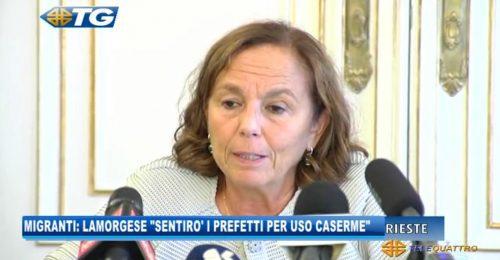 """Migranti a Trieste, il sindacato di polizia: """"Il Ministro non ha a cuore i suoi dipendenti"""""""