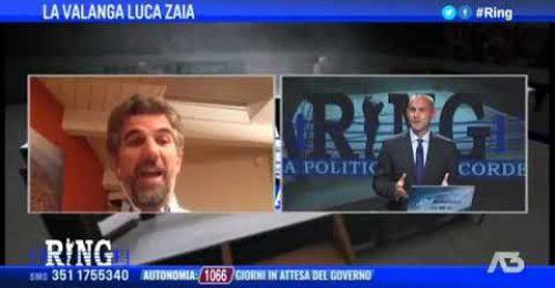 """Autonomia, Zaia a valanga: """"E se adesso fosse peggio?"""""""