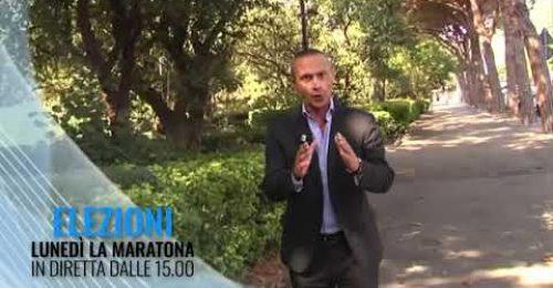 Elezioni: dalle 15.00 la Maratona su Antenna Tre