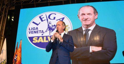 Veneto: ecco la nuova squadra di Luca Zaia