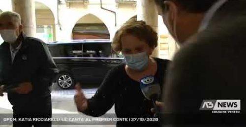 "Cultura, Katia Ricciarelli le ""canta"" al Premier Conte"