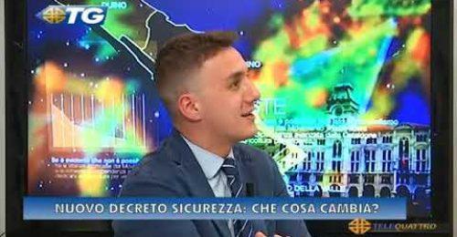 "Decreti Sicurezza, Schiavone shock: ""Lega Fvg violenta e ignorante"""