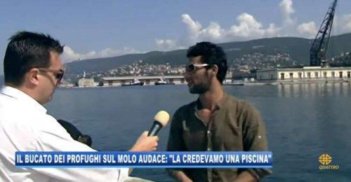 Altri 70 migranti a Trieste dalla Slovenia: e i rischi terrorismo?