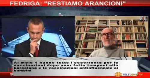 """Vaccino obbligatorio, Riccardi: """"In queste condizioni è un interesse superiore"""""""