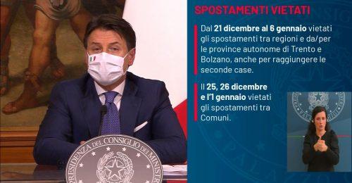 """Racconto di Natale…in fuga dal Dpcm per le """"partenze intelligenti"""""""