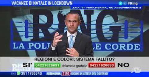 Covid: regioni e colori, sistema fallito? L'83% dice sì