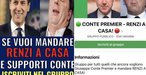 """Governo: crisi show tra social, errori e """"televoti"""""""