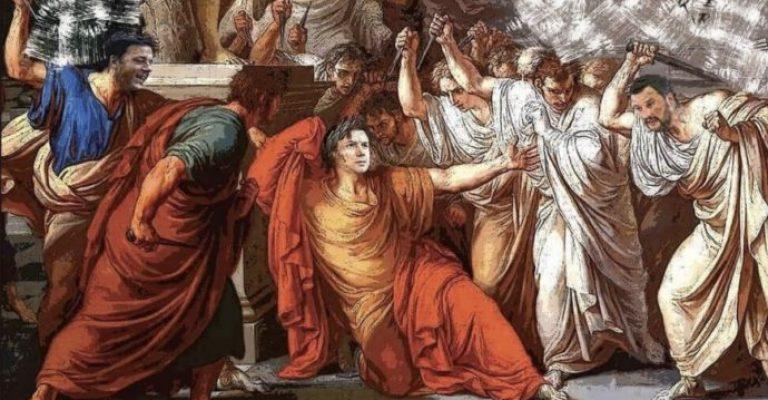 L'Etrusco, il Console e il Cisalpino…la crisi di Governo ai tempi di Roma antica