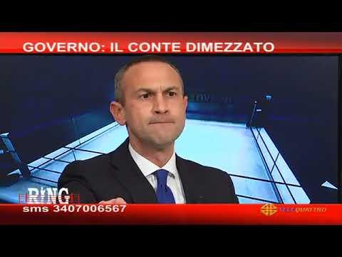 """Governo in crisi. Dal Mas, Forza Italia: """"Cambiate Bonafede"""""""