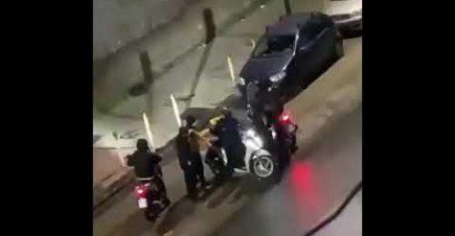 """Ladri di scooter: il """"Belpaese"""" solidale, ma sempre dopo"""