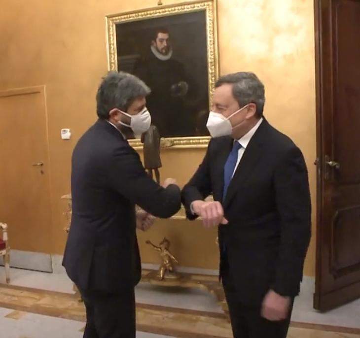 """Tutti con Draghi? """"Prima le banche, poi operai e pensionati"""""""