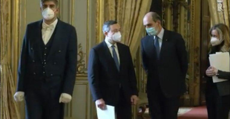 SuperMario Draghi l'uomo giusto? Speriamo…