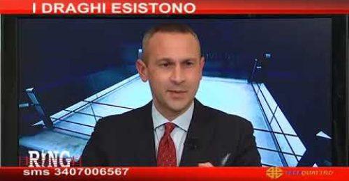 """Draghi, Dal Mas: """"Ora basta con l'Italia Arcurizzata"""""""