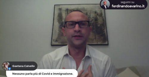 Grillo e il Ministero su commissione. Salvini fa arrabbiare Meloni. L'Avarino 11 febbraio