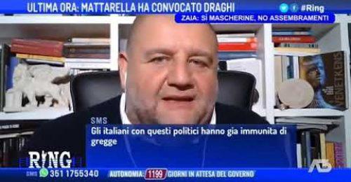 """Marcato (Lega) durissimo: """"Chi voterà le scelte impopolari di Draghi?"""""""