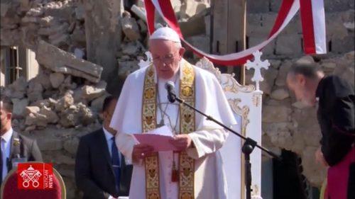 Iraq e il Papa: il racconto dal fronte dei cristiani perseguitati