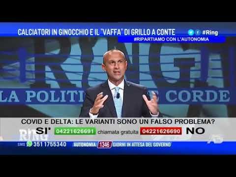 """Grillo e il """"vaffa"""" a Conte: l'ex Premier pronto a fare il Renzi di Draghi?"""